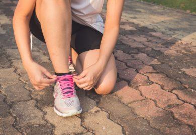 Dobór butów treningowych
